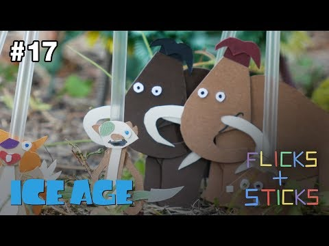 Flicks + Sticks | Ice Age 3