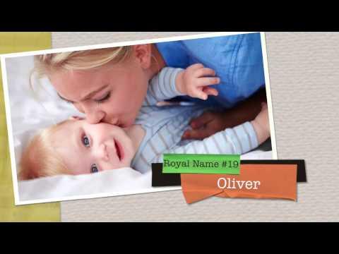 Baby Names: 40 British Royal Boy Names