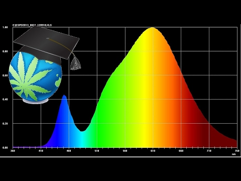 Light, Lumens & Spectrum - Cannabis Indoor Basics