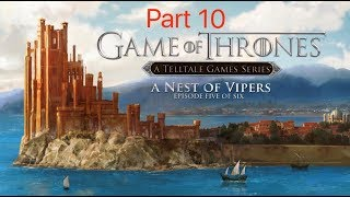 Game of Thrones gameplay part 10