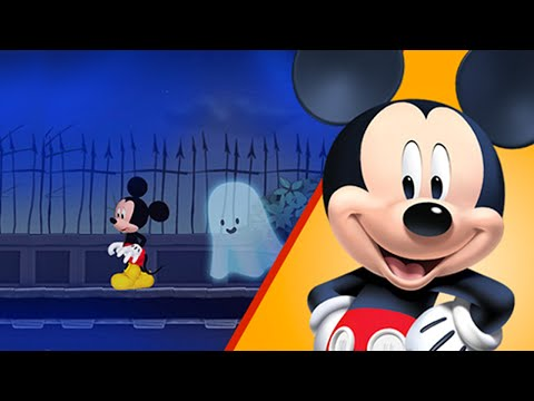 MICKEY Mouse: Clubhouse - Bump in the Night - for KIDS