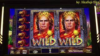 BIG WIN★King of MACEDONIA Slot Max Bet & Fortune King Deluxe Slot & Timber Wolf Deluxe, Akafujislot