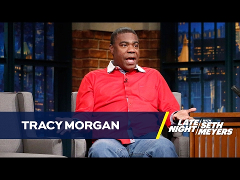 Tracy Morgan Says You Can't Get into Heaven with Priors