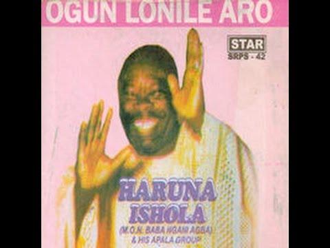 Haruna Ishola Ba Ngani Agba_Ogun lonile Aro Full_Album