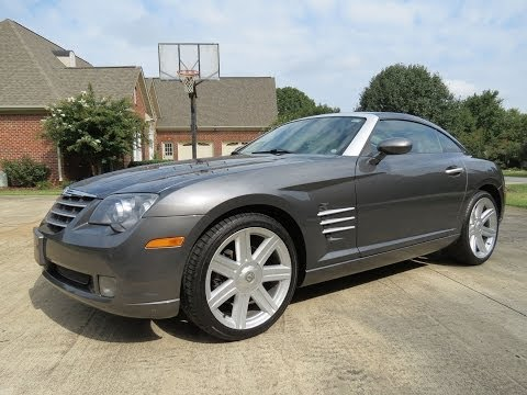2004 chrysler crossfire read owner and expert reviews prices specs. Black Bedroom Furniture Sets. Home Design Ideas