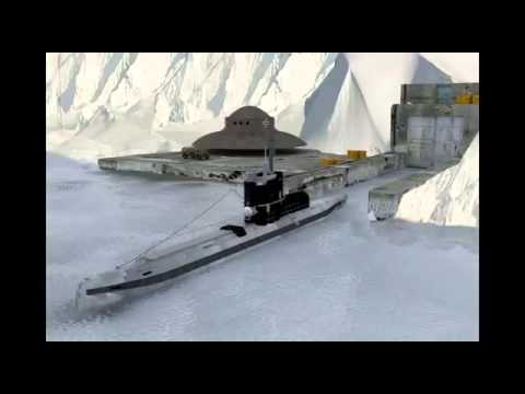UFO Base Antartica documentary...