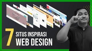 7 Website untuk Mencari Inspirasi Web Design