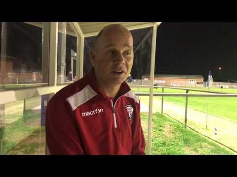 U18's manager Steve Saunders post match reaction vs Worcester