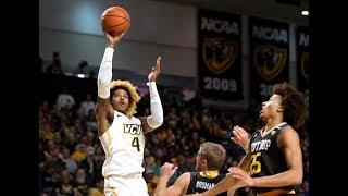 Justin Tillman(저스틴 틸만) 2017/18 NCAA Highlights(2)