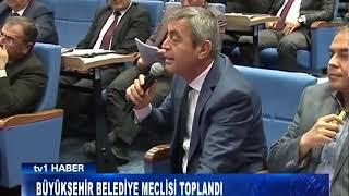 kazım yüce kayseri byk şhr bld. meclisi