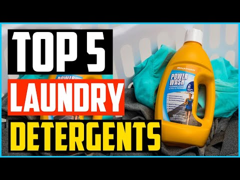 Top 5 Best Laundry Detergents in 2020