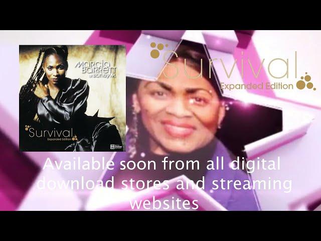 Marcia Barrett of Boney M. -