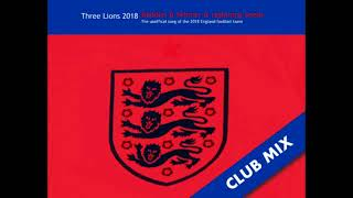 Baddiel & Skinner & Lightning Seeds - Three Lions (2018 Club Mix)