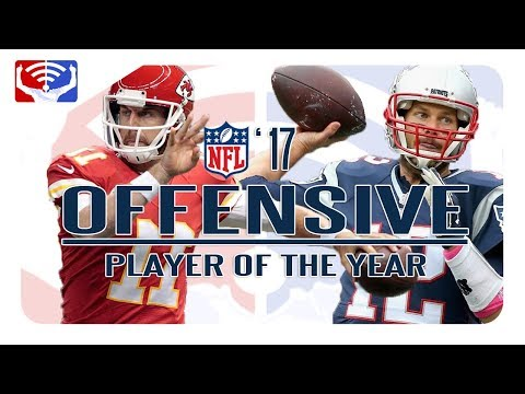 OFFENSIVE PLAYER OF THE YEAR | NFL