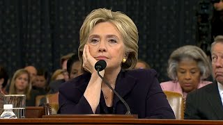 Hillary - Benghazi Hearing II Highlights