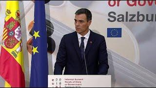 Sánchez accede a comparecer en el Senado por su tesis