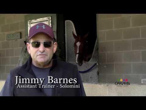 Solomini - Jimmy Barnes 4-12-18