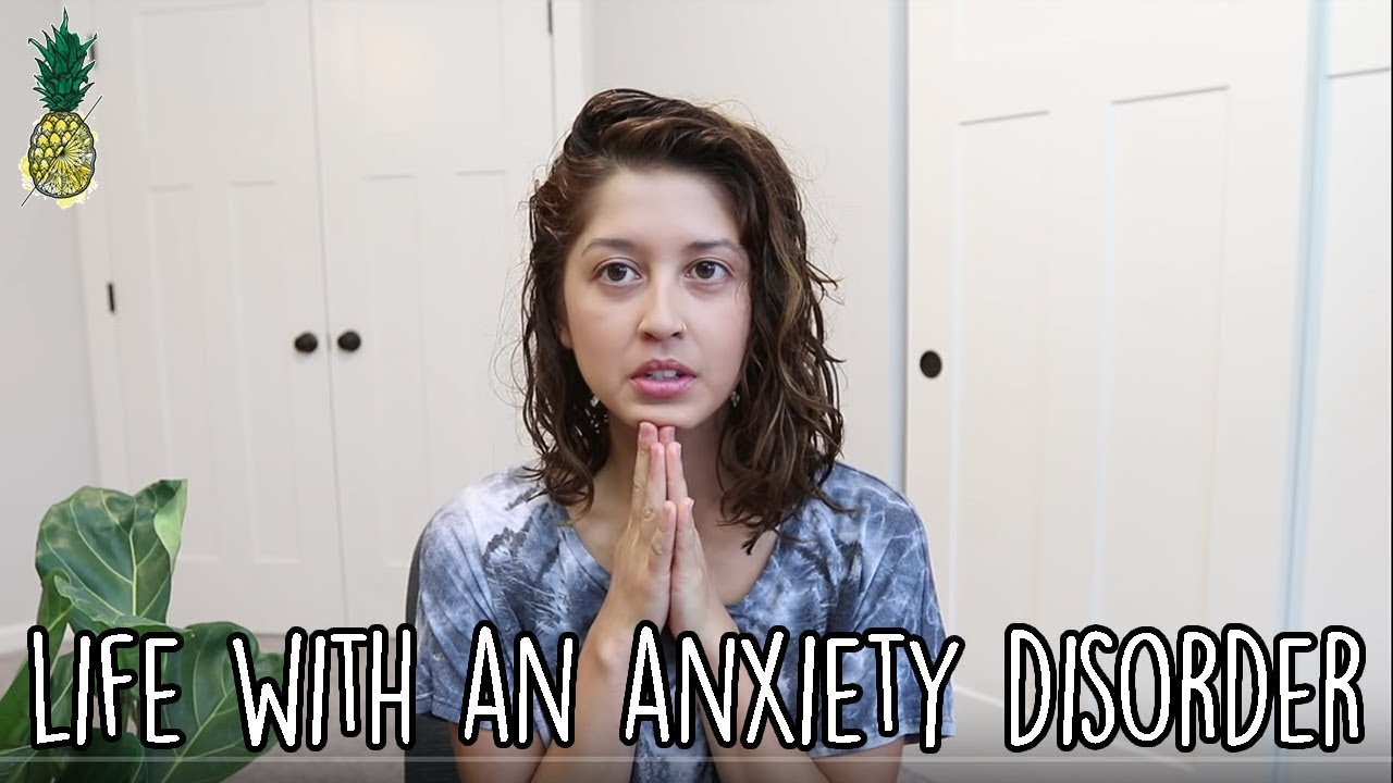 Living with Generalized Anxiety Disorder + Q&A