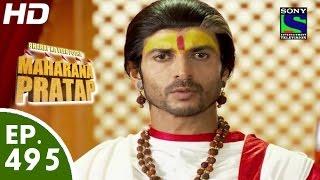 Bharat Ka Veer Putra Maharana Pratap - महाराणा प्रताप - Episode 495 - 29th September, 2015