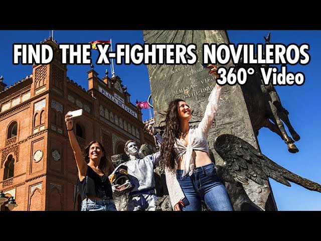 find-the-x-fighters-novilleros-in-360
