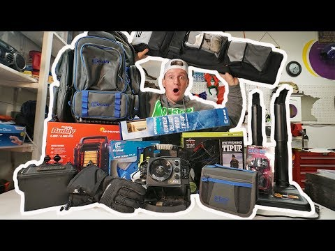 Top 10 BEST Ice Fishing Gifts! (MUST SEE)