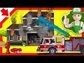 Fire engines for children. Cartoon Firetruck. Fireman cartoon for children Firefighter. Fire truck