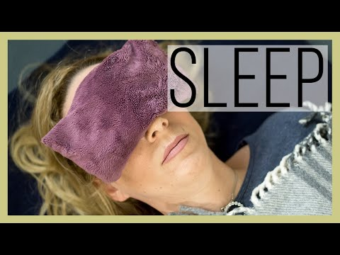 How to Sleep with Yoga: Yoga Nidra| 30 Day New Year Challenge | Day 27
