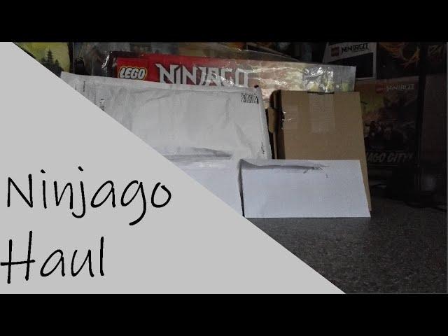 Lego Ninjago Haul   Steinfreund2014