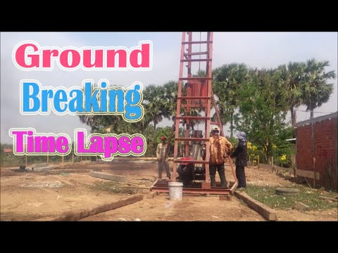 Construction Time lapse videos | School Building time-lapse | Groundbreaking HD Video #1