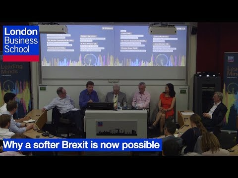 Why a softer Brexit is now possible | London Business School