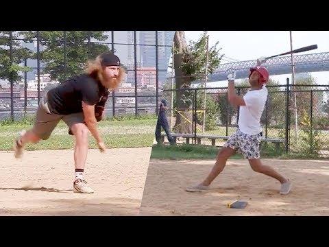 Dave Portnoy Vs. MLB Pitcher Dallas Braden