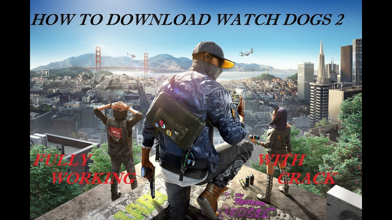 Watch Dogs 2 Wallpaper Download Free Beautiful: How To Download Watch Dogs 2 For Pc Free (fast & Easy