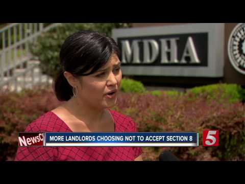 More Landlords Choosing Not To Accept Section 8 Vouchers