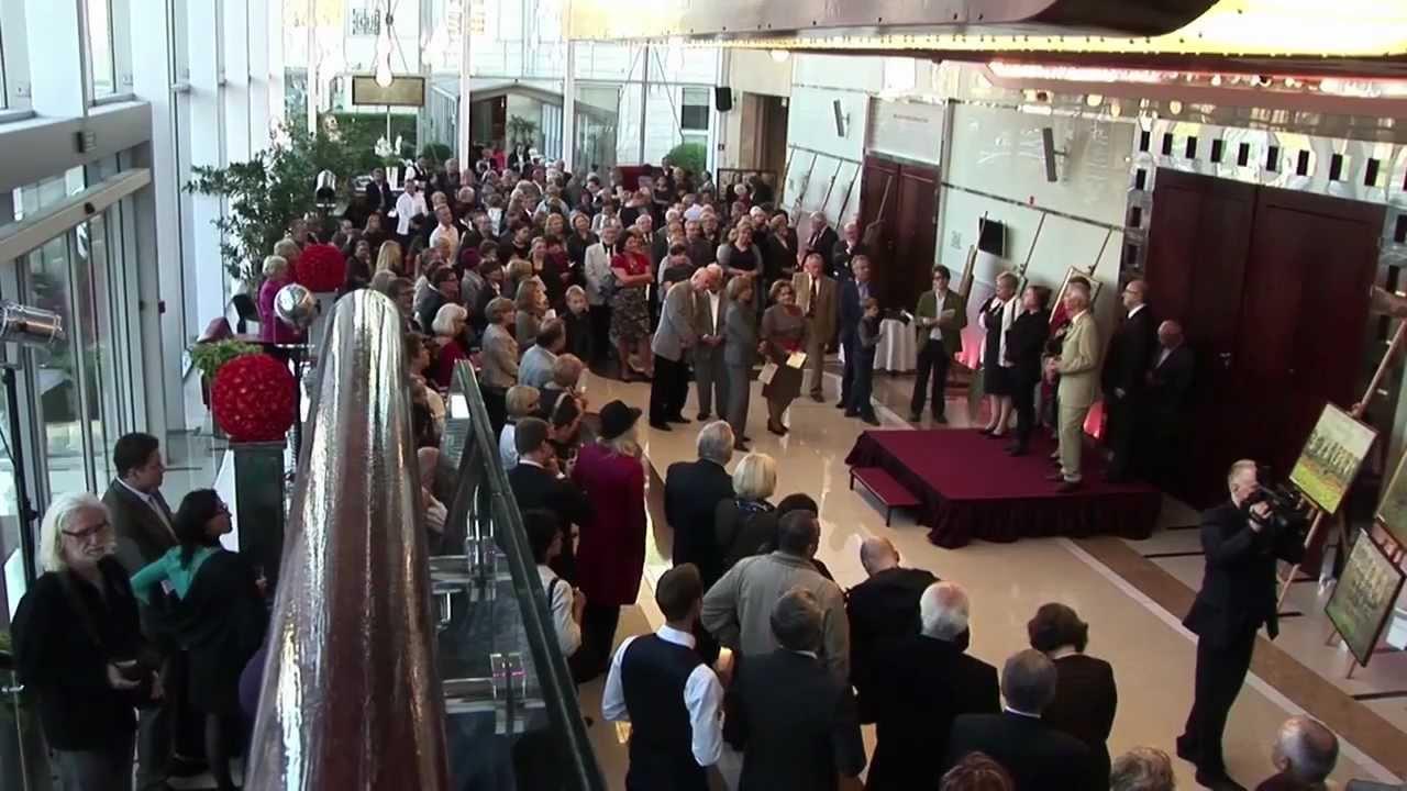 otwarcie  3 Forum Humanum Mazurkas -23 wrzesień 2012 - MCC Mazurkas - Ożarów Mazowiecki