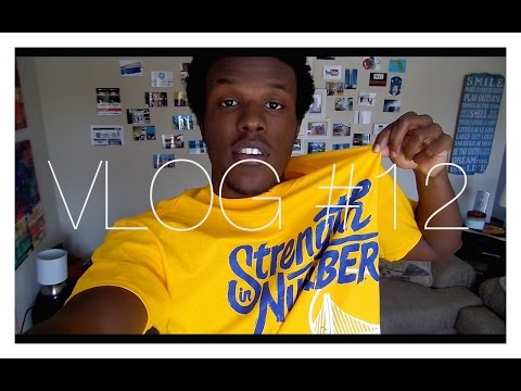 Vlog #12 - Golden State Warriors - NBA...