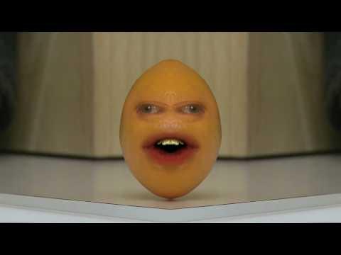 The Annoying Orange: TOE-MAY-TOE Has a Sparta remix