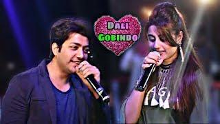Bhojo Gobindo Serial Dali And Gobindo Live Performance | Bhojo Gobindo Live Concert With Dali