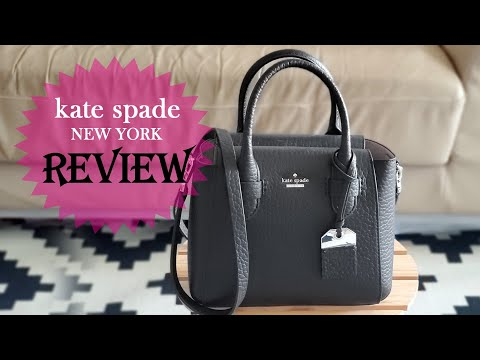 Review: Kate Spade Kylie Carter Tote