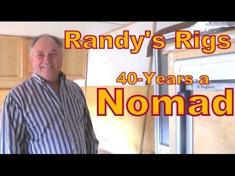 Randy's Trail-Cruiser Travel Trailer