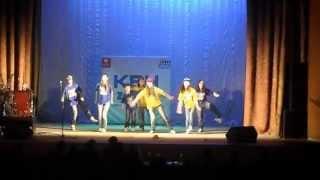 Free dance: 2013.04.25 - КВН 2013 - Смешной. Весенний. Твой (Школа современных танцев в Обнинске)
