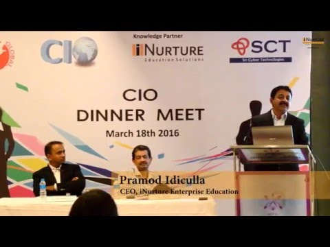 Big Data, Big Opportunity - iNurture CIO Series - Bangalore 01