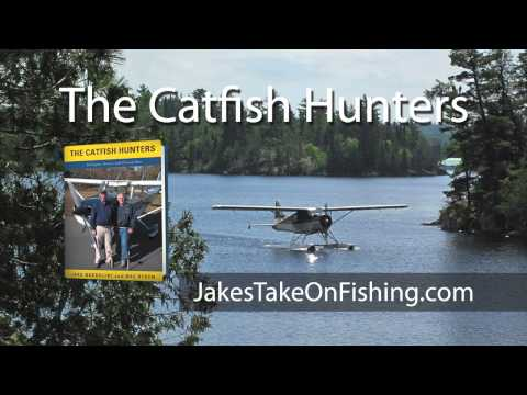 JakesTakeOnFishing.com - The Catfish Hunters Interview on AuthorTalk