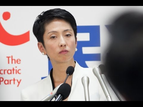 Q.蓮舫新代表のもとで民進党が政権与党になると「思わない」75.8%