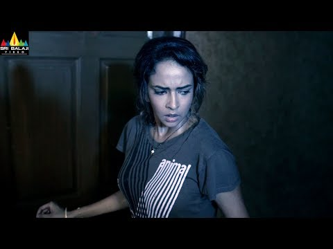 Budugu Movie Scenes   Lakshmi Manchu Scary...