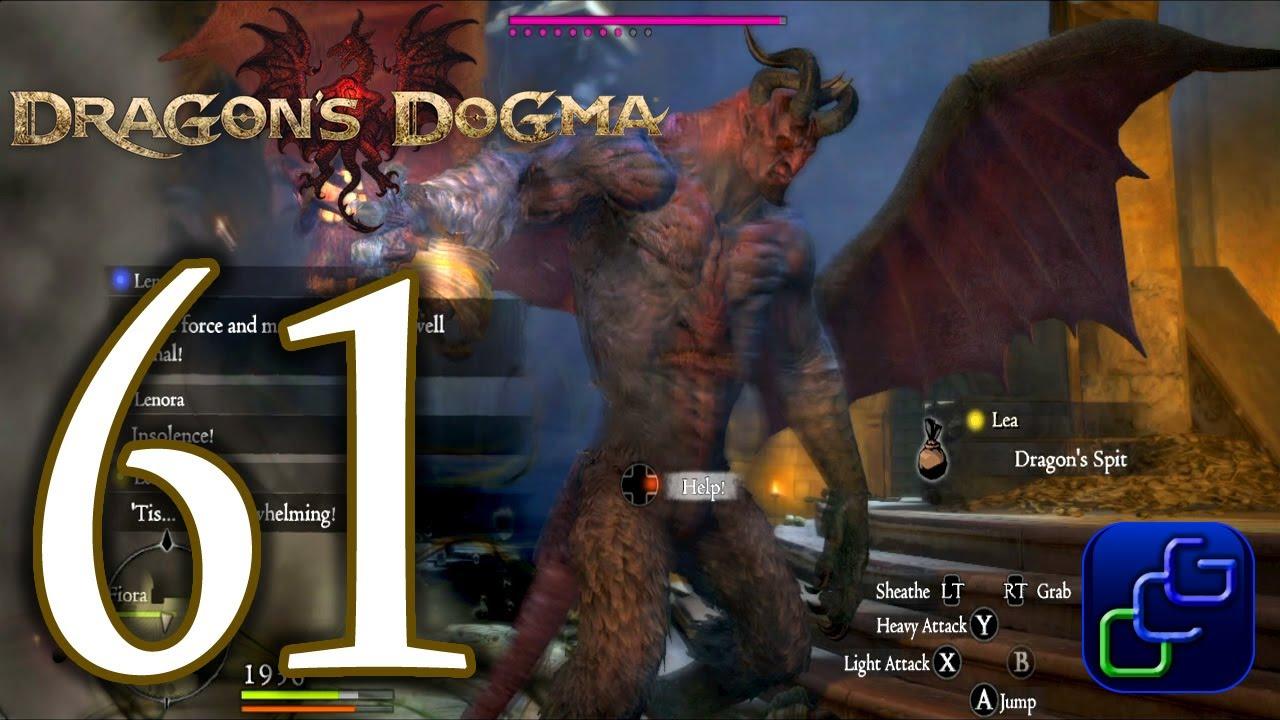 Dragons Dogma Dark Arisen Walkthrough Part 61 Bitterblack Isle