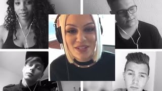 Flashlight - Jessie J & Stay Radical  (Smule App)