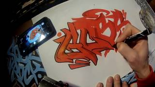 JUST SKETCHIN GRAFFITI ***GCBS***