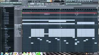 Hard Hip Hop Rap Mafia 808  instrumental FL Studio + download mp3