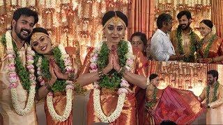 പേർളിയുടെ നെറുകയിൽ സിന്ദൂരം ചാർത്തി ശ്രീനിഷ് ! Pearle Maaney Hindu Traditional Wedding Video