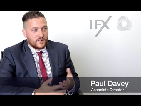 Dubai Property Expert Zarah Evans interviews Paul Davey Associate Director at IFX